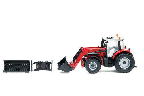 Britains 1:32 43085 NEW HOLLAND TELEHANDLER